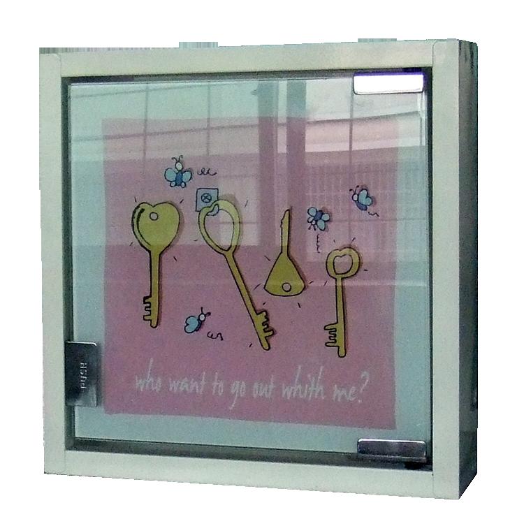 key safe box with lock key management system cabinet key locker box