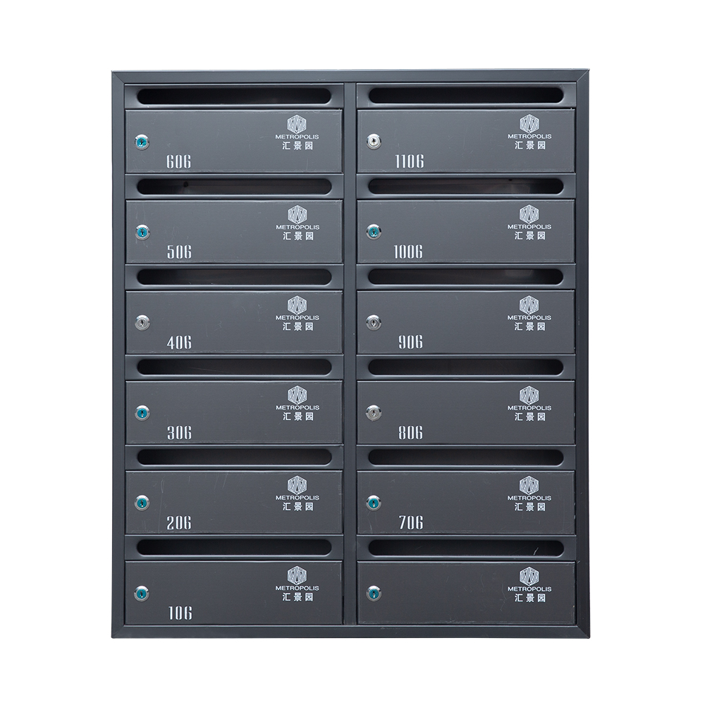 Apartment Combination Mailboxes Residential