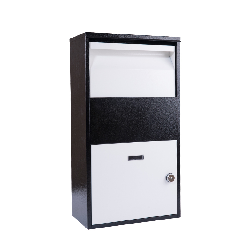 parcel drop box for mail and parcel