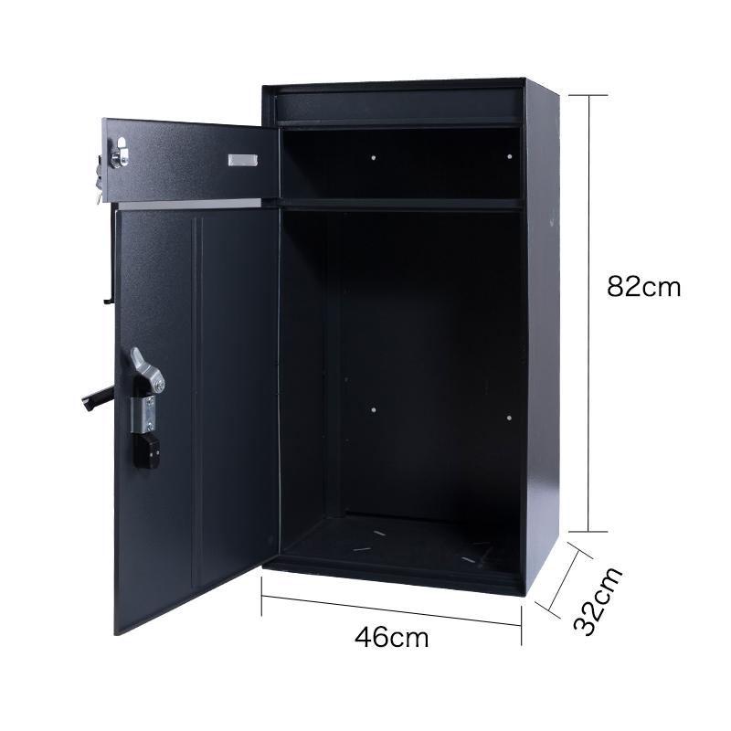 Parcel cabinet