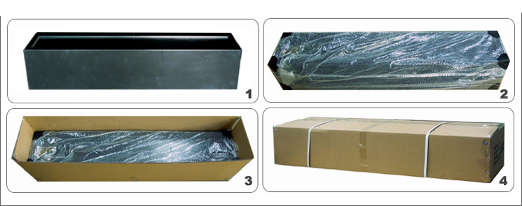 gun rifle storage safe box , different size for 3 ,5 ,6 ,7, 10 guns, with 1 machanical lock(password lock with handle)