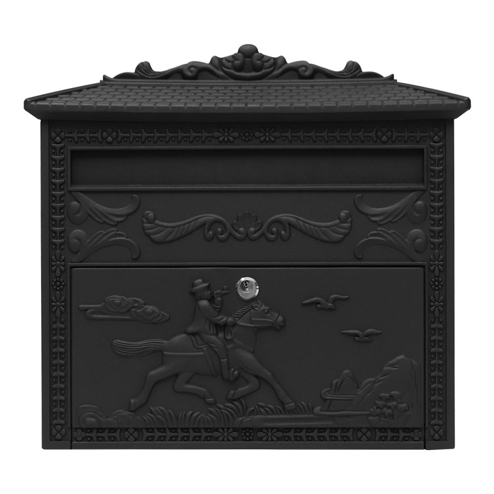 ME006-aluminum mailbox