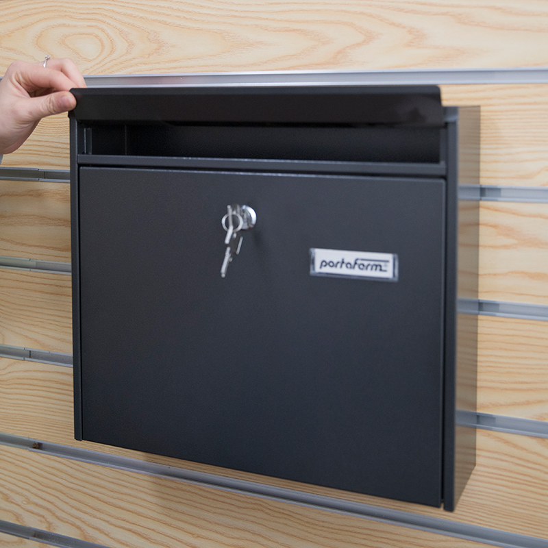 Metal Outdoor Residential Mailboxes