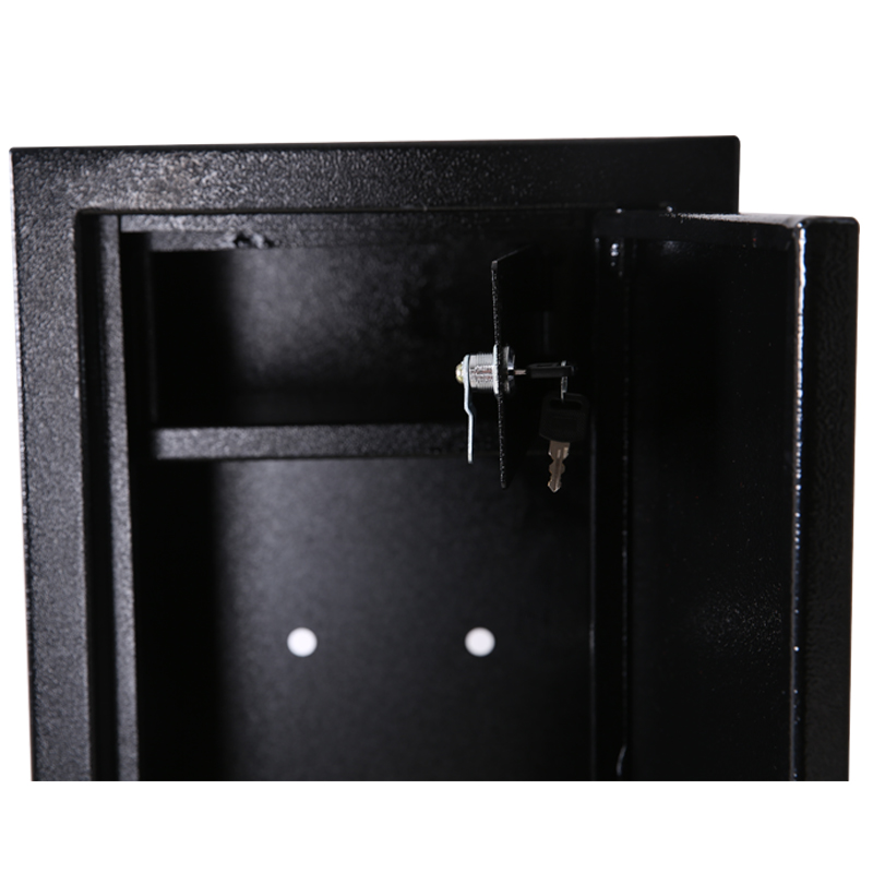 large gun safe rifle cabinet with 2 machanical lock(2 meahnical lock )